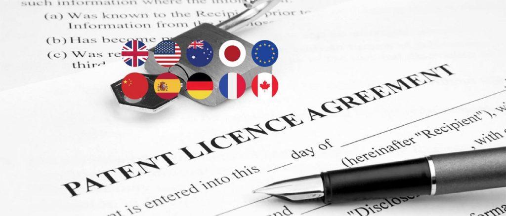 патент на английском языке