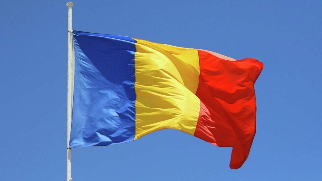 румынский флаг